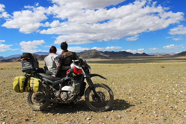 Mad or Nomad Journals - Part 4 of 6 - Pillion Tips | BikeSocial