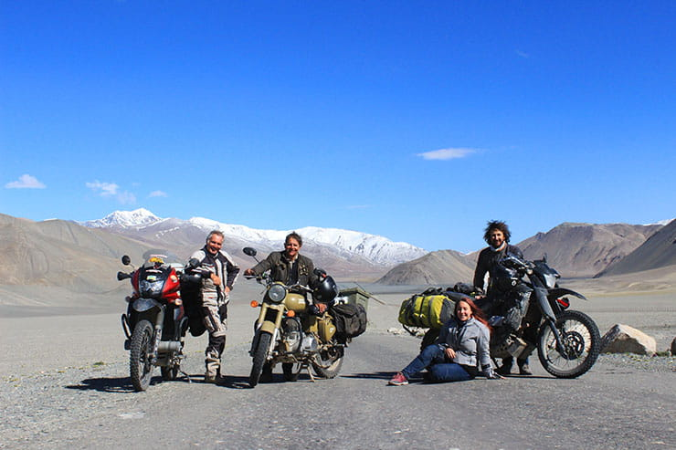 What they don't tell you about motorcycle travel