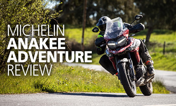 Michelin Anakee Adventure Tyre Review - BikeSocial