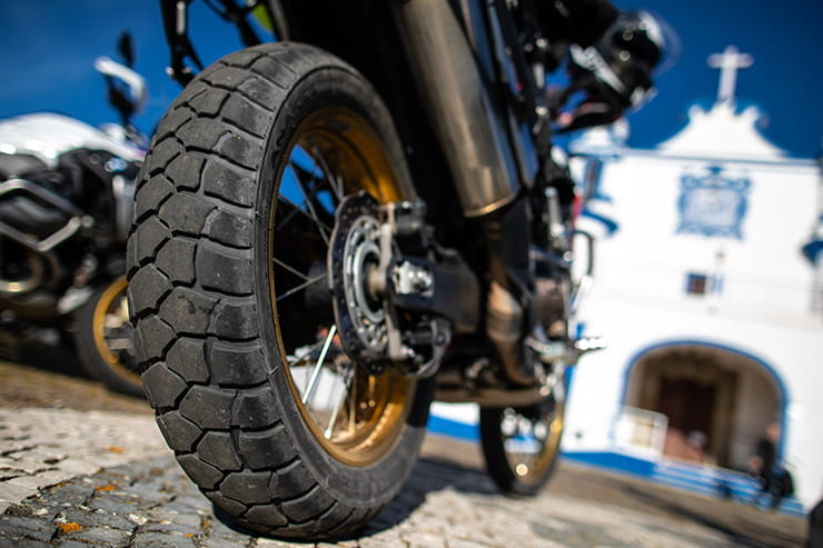 Tested Michelin Anakee Adventure Tyre Review