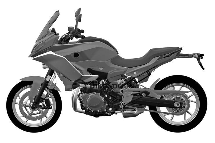 New BMW F850 XR News | BikeSocial