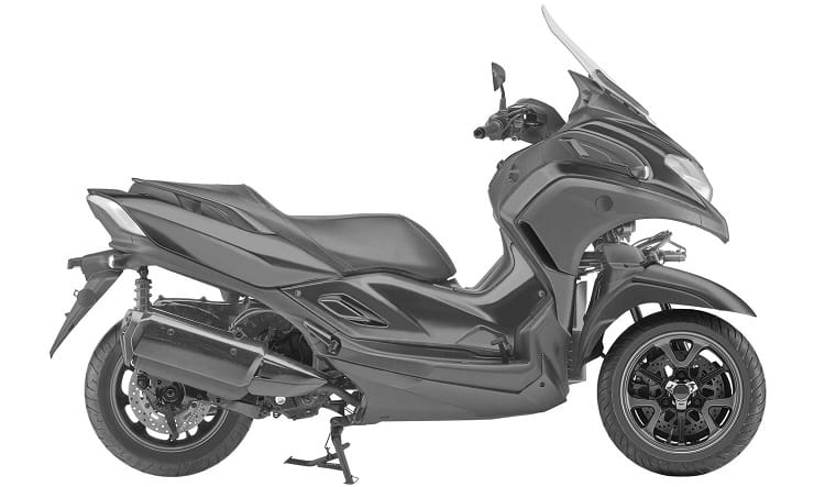 BikeSocial News - Yamaha 3CT Scooter