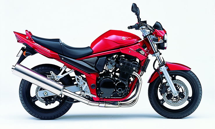 Suzuki GSF600/650 Bandit (1995-2006): Review & Buying Guide