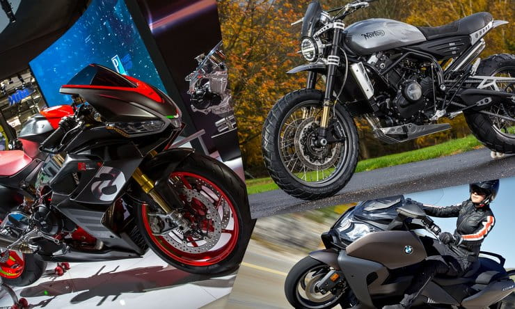 EU-made motorcycles targeted in looming US trade war