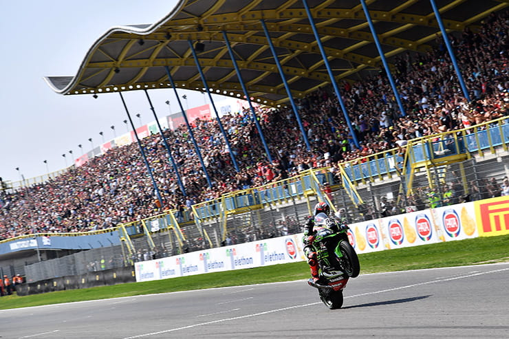 World Superbikes Summary TV Schedule Aragon Assen