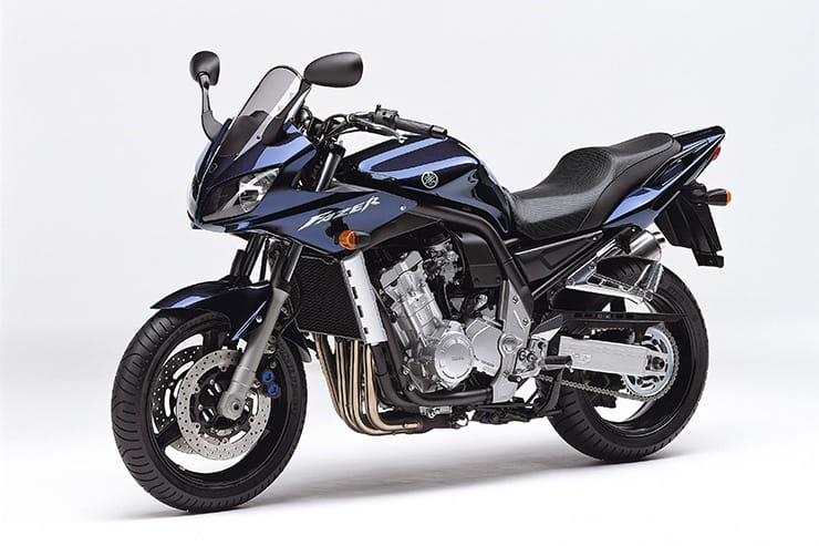 Yamaha FZS1000 Fazer Buting Guide Review Price Specs 2001-2005