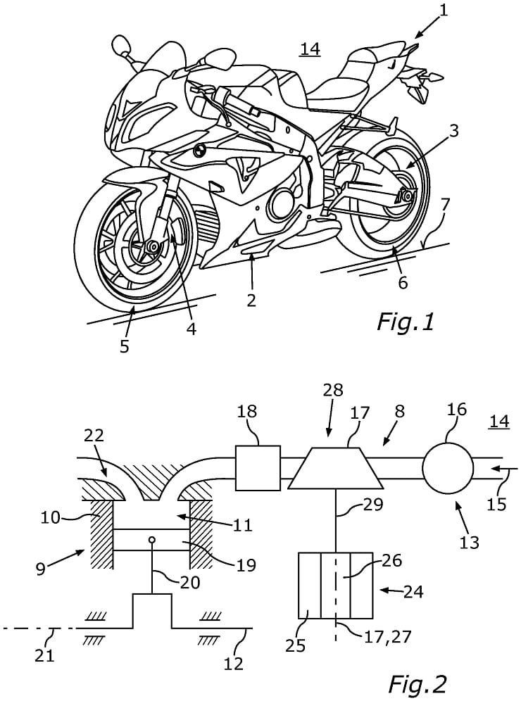 BMW developing electric-supercharged S1000RR