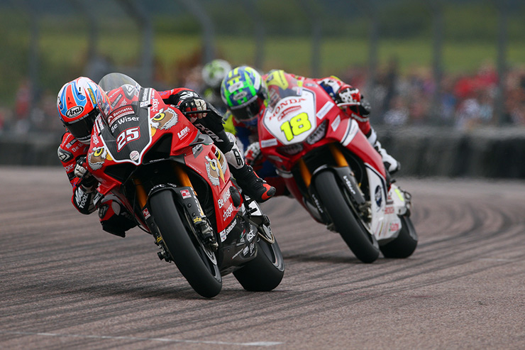 Ducati's Josh Brookes on his challenge to team-mate Redding