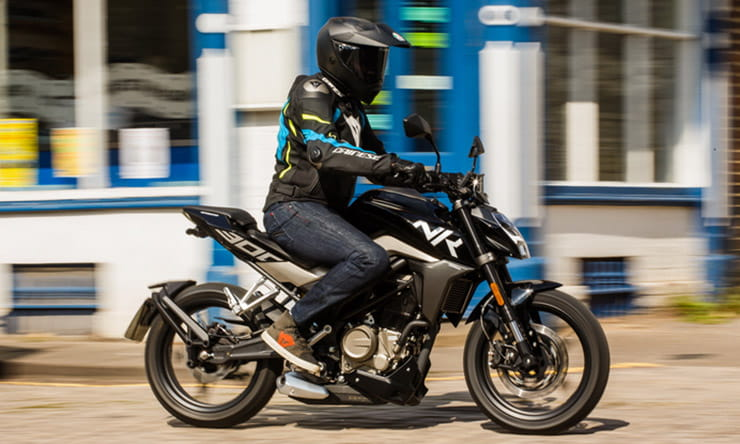 CF Moto 300NK (2019) Review Price Spec