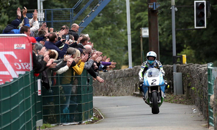 From the four races over the Isle of Man Classic TT weekend, here's the breakdown of what can race in each class