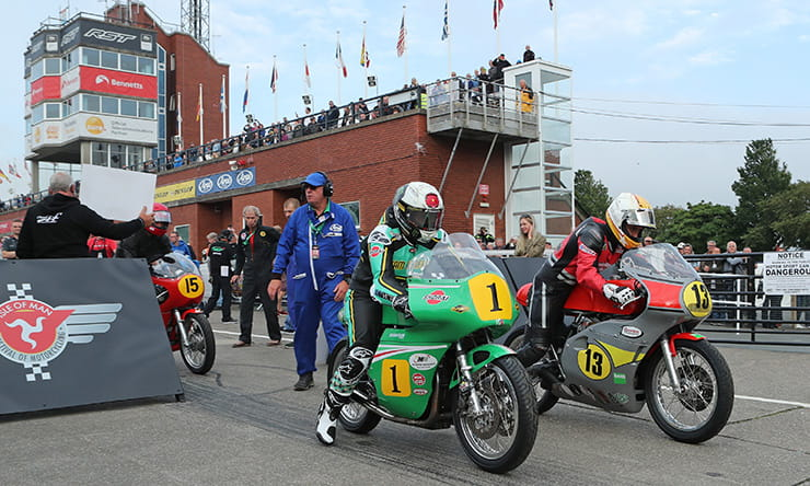 Classic TT Schedule 2020【 Including full race timetable 】