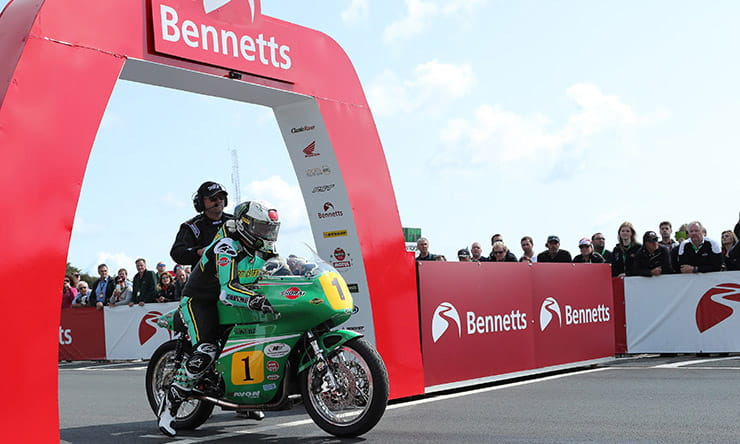 Classic TT 2019 | Top 20 line-up confirmed for Bennetts Senior Classic TT