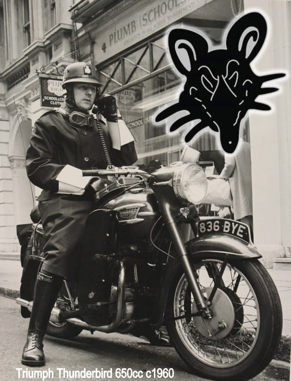The history of the Black Rats: London's traffic police