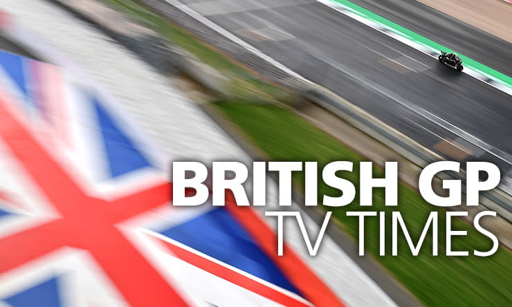 MotoGP [ Silverstone ] - Weekend schedule & TV times | BikeSocial