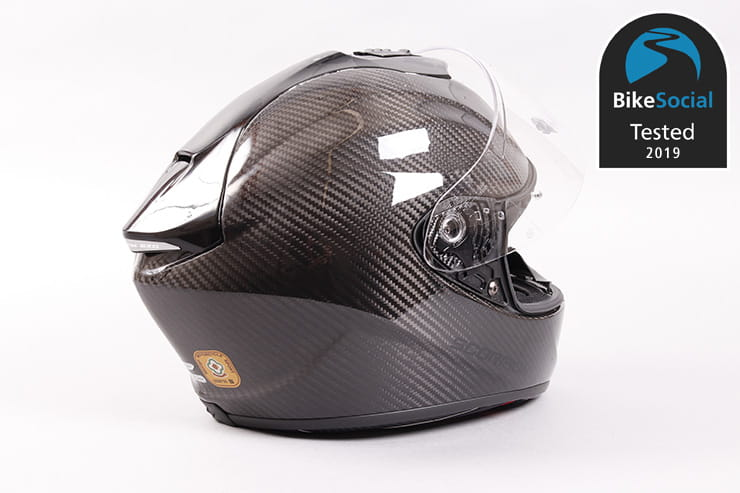 Tested: Scorpion EXO-1400 Carbon motorcycle helmet review