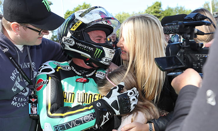 McGuinness starts favourite in Bennetts Senior Classic TT race