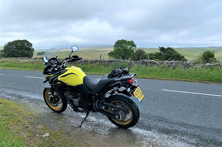 2019 Suzuki DL650 V-Strom review price spec