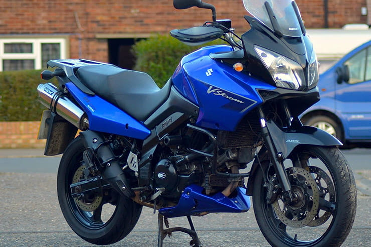 Suzuki DL650 V-Strom Review Price Spec