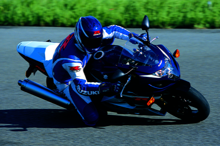 Suzuki GSX-R750 K4/5 (2004-2005): Review & Buying Guide
