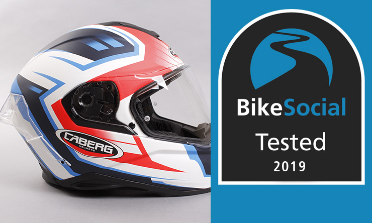 Tested: Caberg Drift Evo motorcycle helmet review