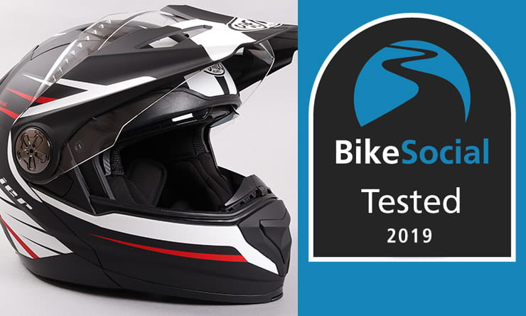 Tested: Premier X-Trail MO flip-front motorcycle helmet review