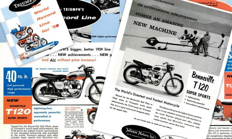 Triumph Bonneville: 60 years of the world's most famous motorcycle