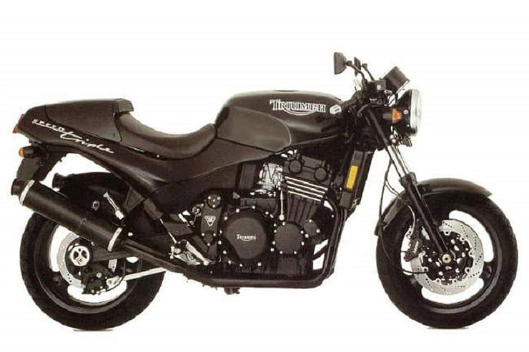 Triumph Speed Triple 1160 coming soon