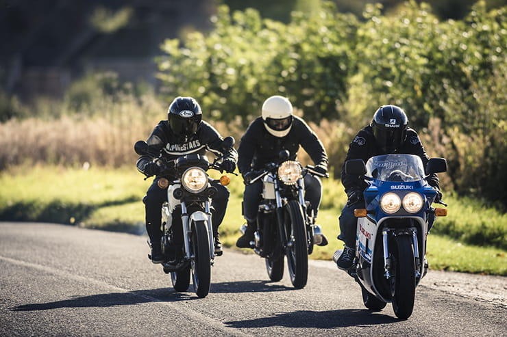 Renew a motorcycle policy directly with Bennetts this September for a chance to win the cost back