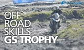 The GS Trophy - two days of mixed on-road and off-road challenges.