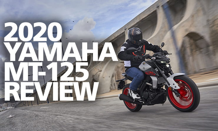 Yamaha MT-125 (2020) | REVIEW