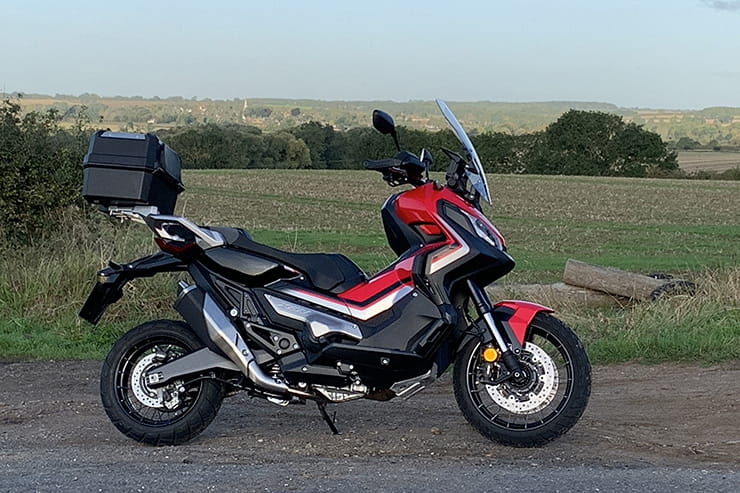 2019 Honda X-ADV long term test part two