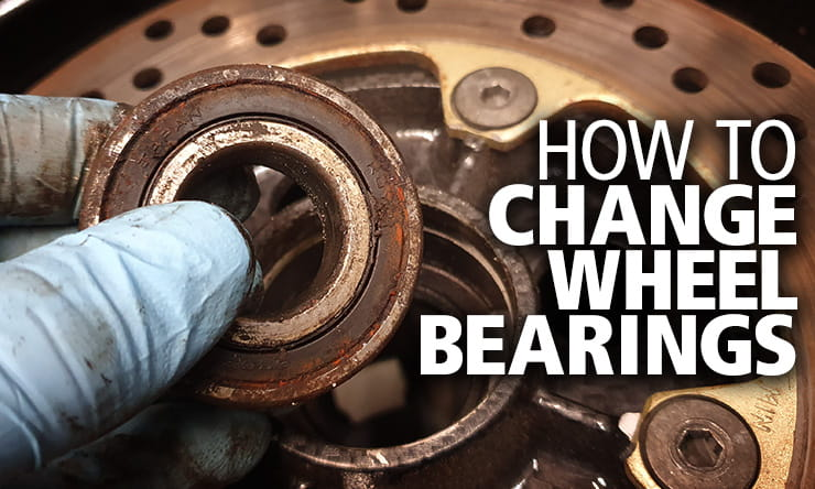 How to remove and replace wheel bearings