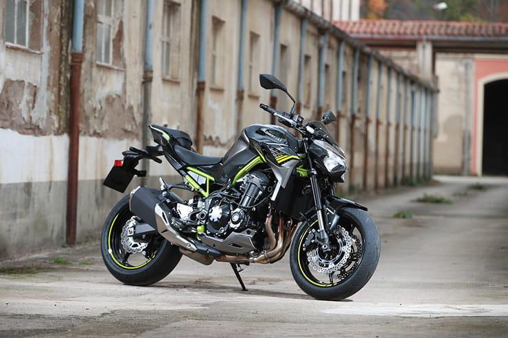 Kawasaki Z900 2020 Review