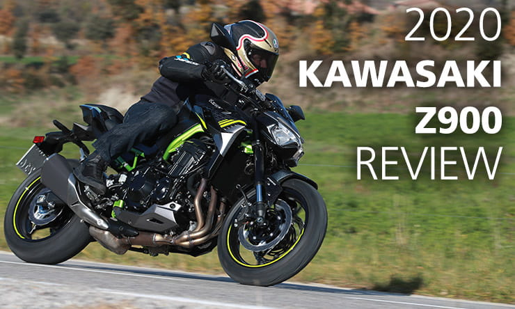 Kawasaki Z900 (2020) review