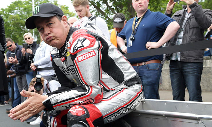 John McGuinness on TT 2020