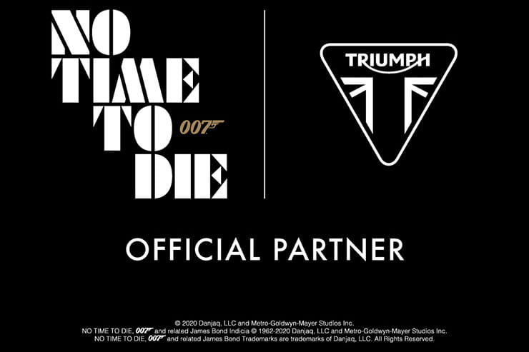 New Triumph Tiger 900 set to star in new Bond film