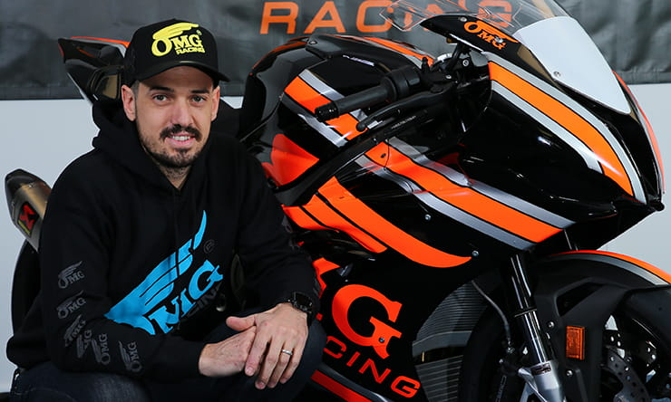 James Hillier to ride for OMG Racing in 2020 | TT & NW200