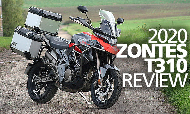Zontes T310 (2020) Review - We test the sub-£4k, 312cc adventure/commuter bike