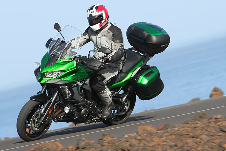 2019 Kawasaki Versys 1000 SE review