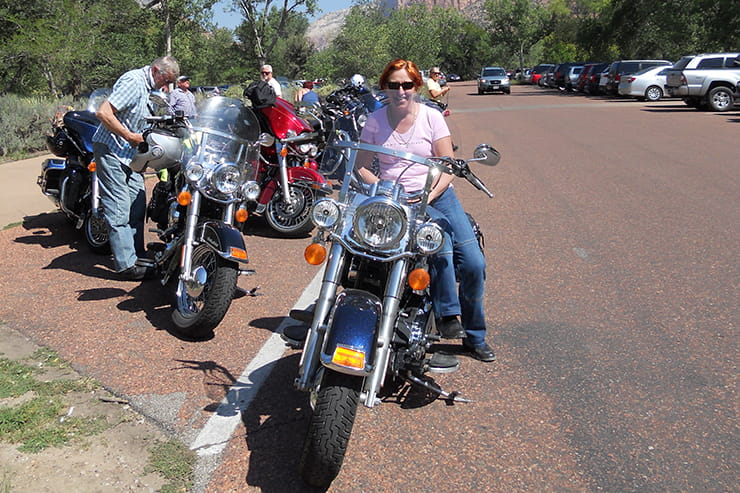 Choosing the best motorcycle touring holiday