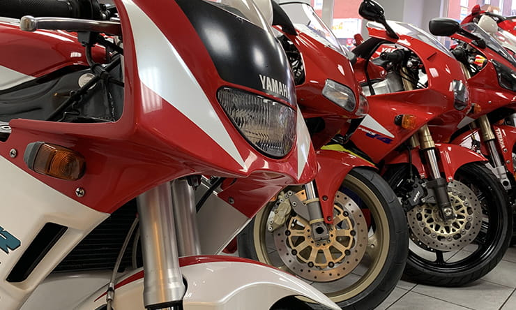 Fastline Superbikes; brilliant modern classics by the boatload