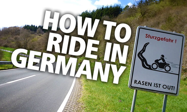 How to ride in Germany