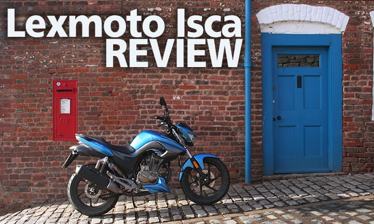 Lexmoto Isca 125cc Review