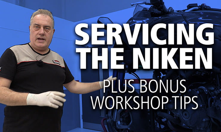 Life with a Yamaha Niken | Economy, servicing and pillion comfort