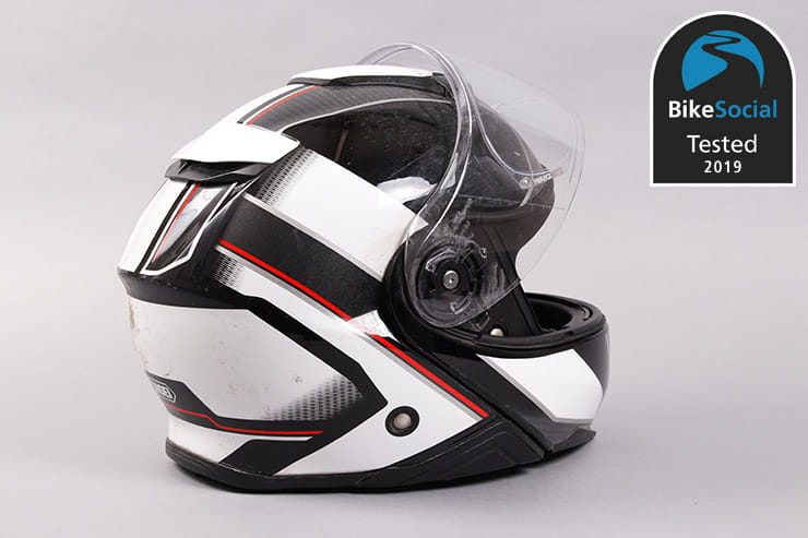 sale retailer coupon codes official site Tested: Shoei Neotec II helmet review