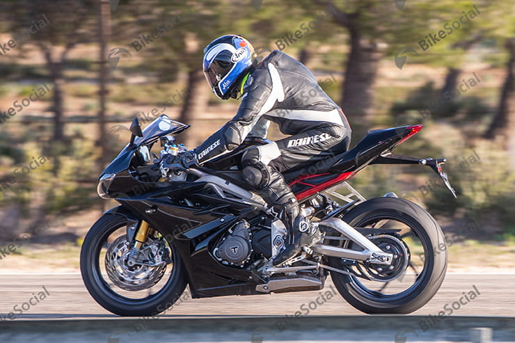 Triumph Daytona 765 prototype spotted but will it make production?