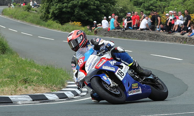 Phil Crowe targets success at TT 2019