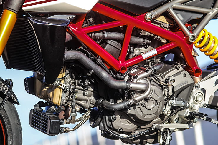 2019 Ducati Hypermotard 950 SP Review