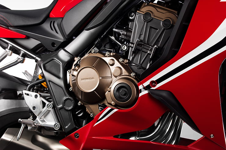 HONDA CBR650R (2019) | REVIEW