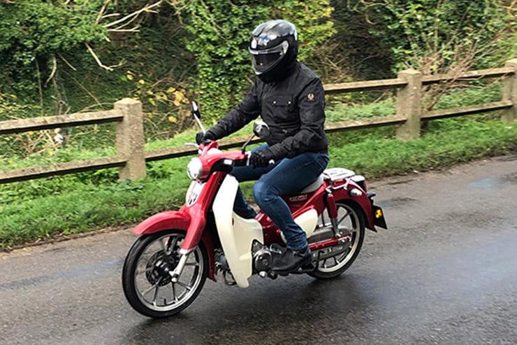 Honda Super Cub C125 Review (2018) | BikeSocial